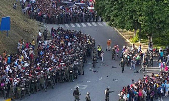 CrisisenVenezuela