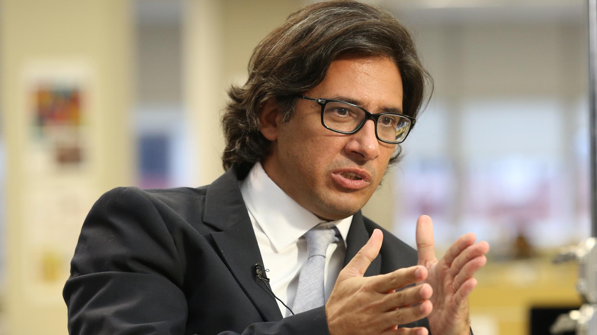 German Garavano, ministro de Justicia y Derechos Humanos  foto de Julian Bongiovanni 28/12/15