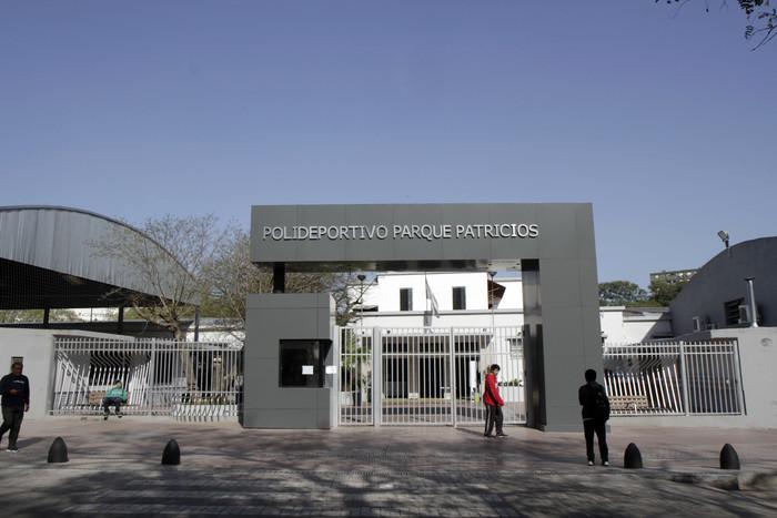 Polideportivo Parque Patricios-1