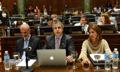 Felipe Miguel en la Legislatura