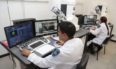 Laboratorio Policía Científica de la Ciudad