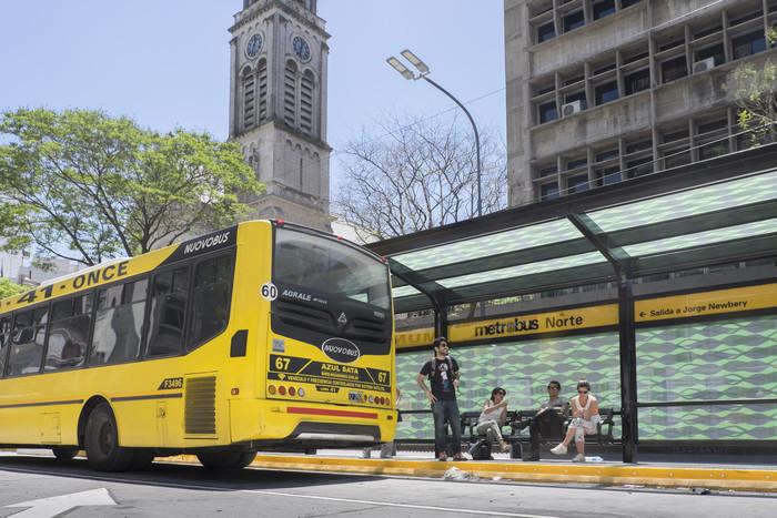 METROBUS Norte. Buenos Aires. 05-11-2016