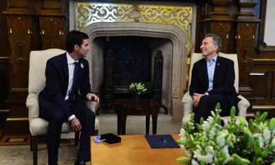 El presidente Macri junto al gobernador Urtubey (1)