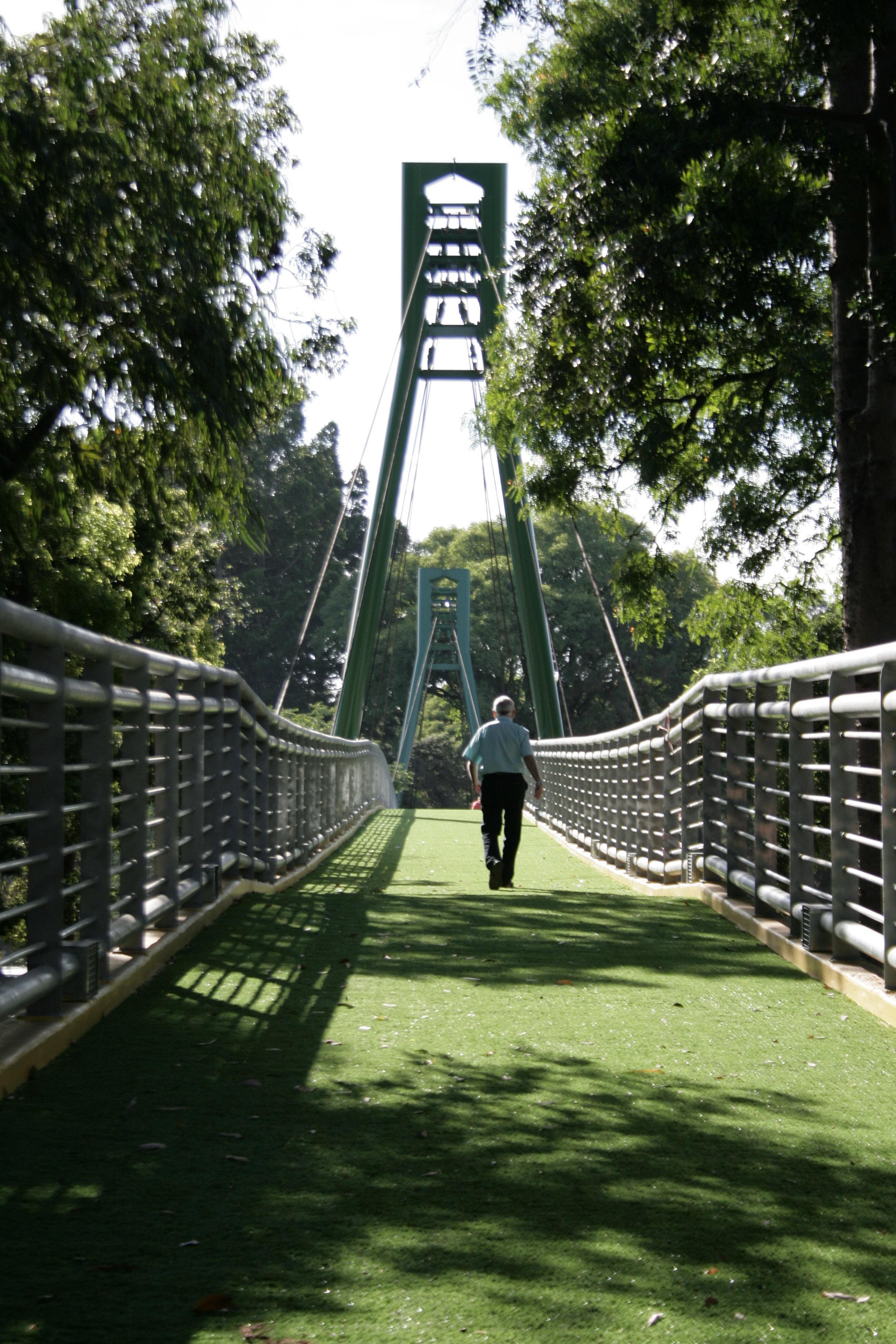 Puente Peatonal Dorrego
