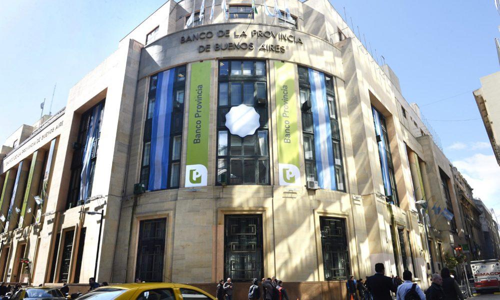 Casa Central Banco Provincia