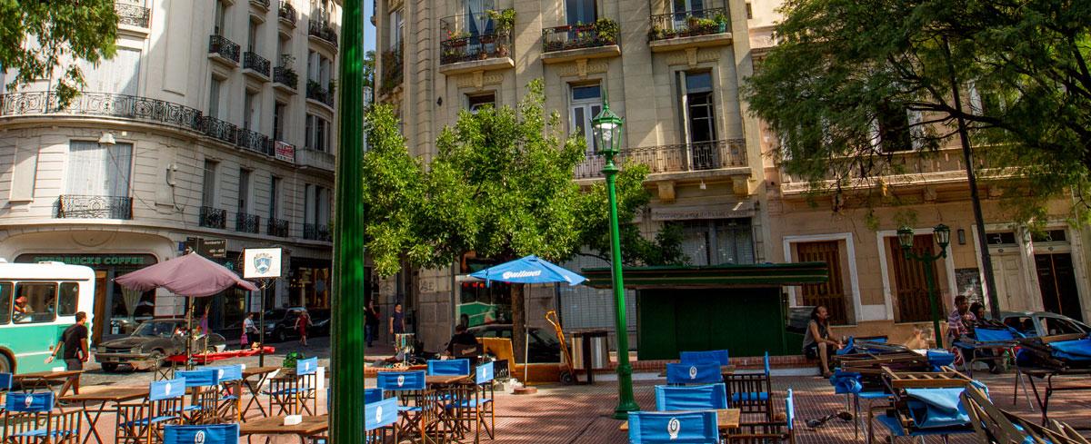 Plaza Dorrego