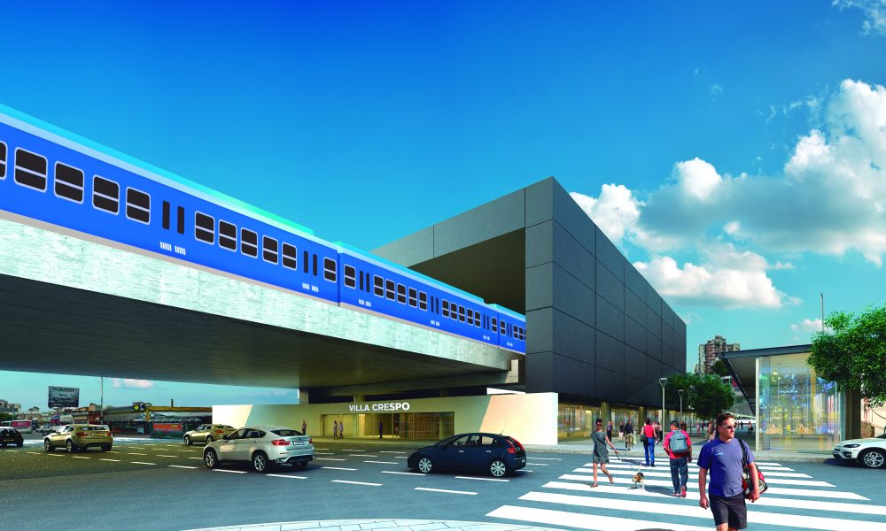 Resultado de imagen para Estación ferroviaria Avenida Saenz