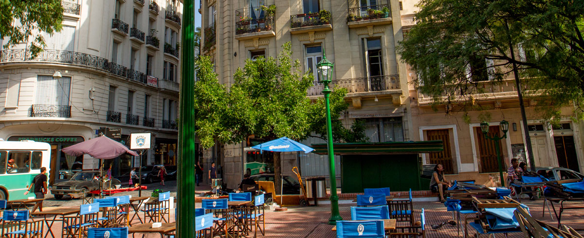 PlazaDorrego