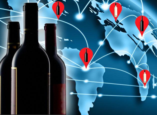 Exportaciones-Vino