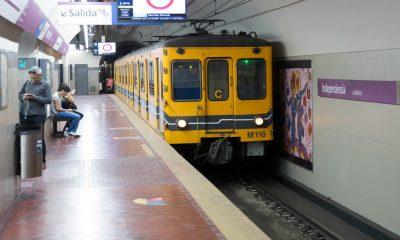 Subte-Línea E- Independencia