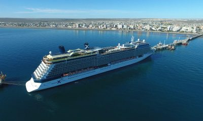 PUERTO MADRYN Crucero Celebrity Eclipse