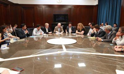 Reunión Compre Defensa y Seguridad