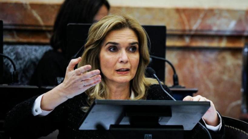 Senadora Nacional Silvia Elías de Pérez