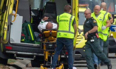 atentado en Nueva Zelanda