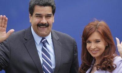 CristinaKirchner-Maduro
