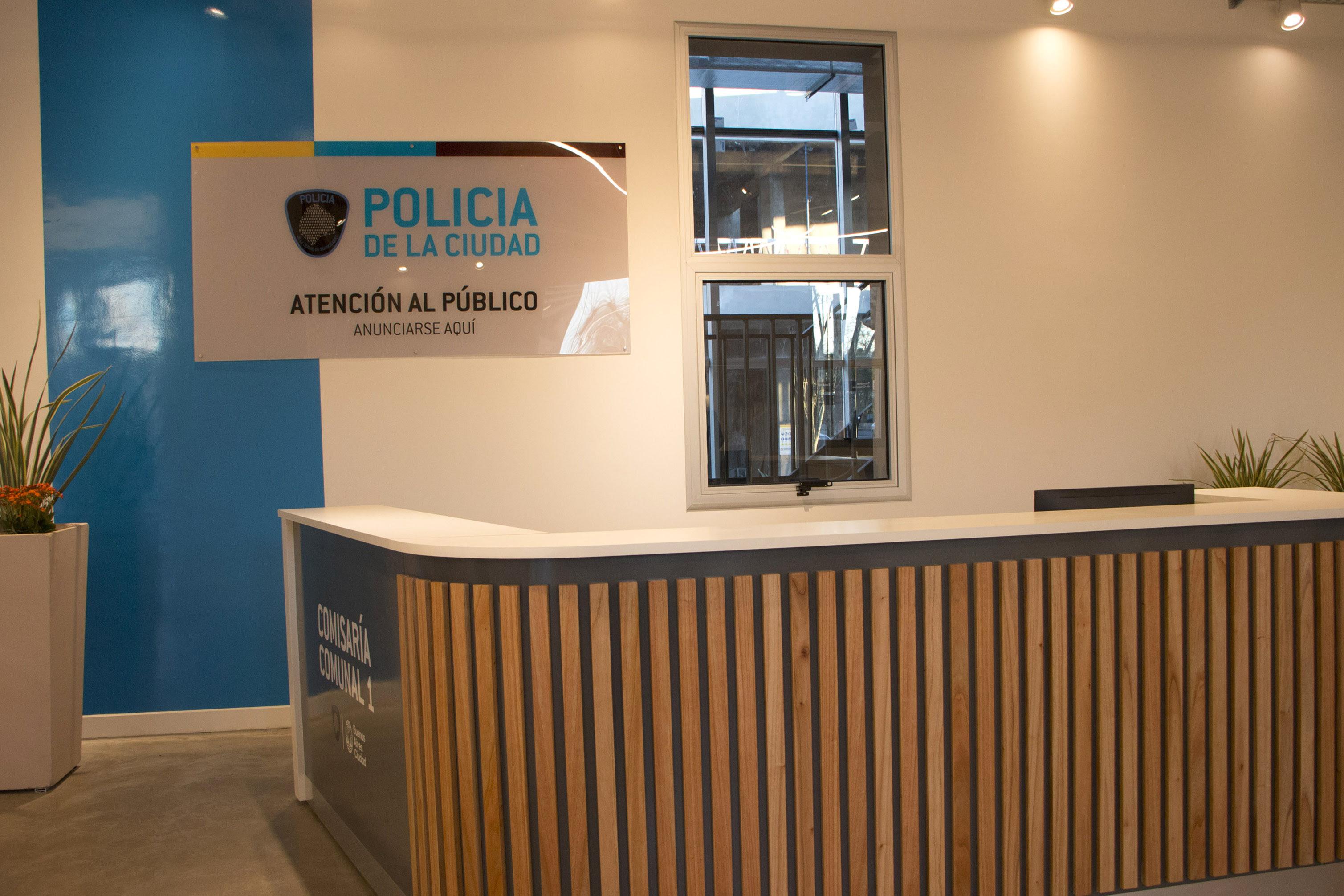 Comisaría Comunal -2