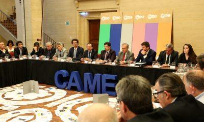 Sica presentó la agenda de desarrollo productivo ante el Consejo Directivo de CAME.