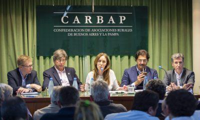 Vidal en CARBAP.
