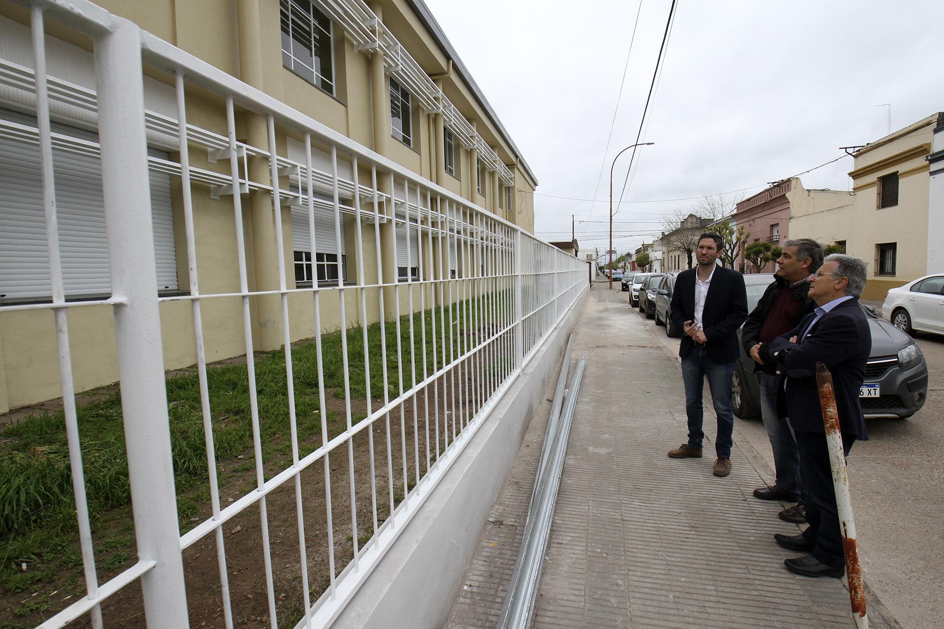 Escuela de la Provincia de Entre Ríos.