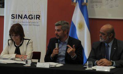 Peña hizo un balance de la tarea realizada por el SINAGIR.