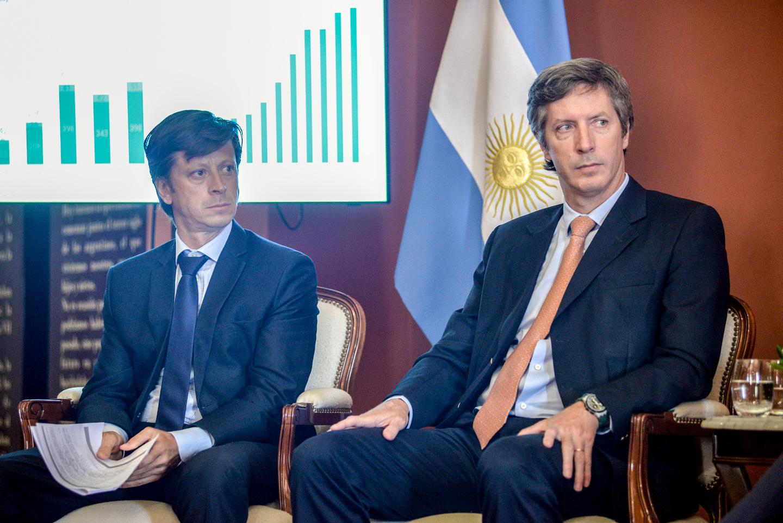 Secretario de Finanzas, Santiago Bausili.