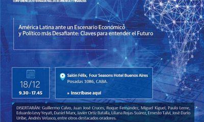 SEMINARIO INTERNACIONAL DE ECONOMÍA Y FINANZAS.