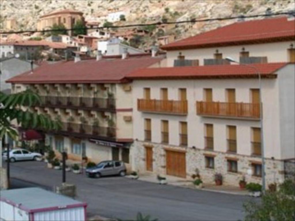 Hotel Castellote.