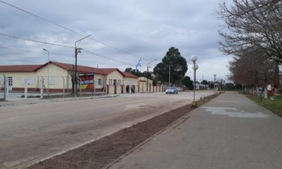 Localidad de Ibicuy, Provincia de Entre Ríos.