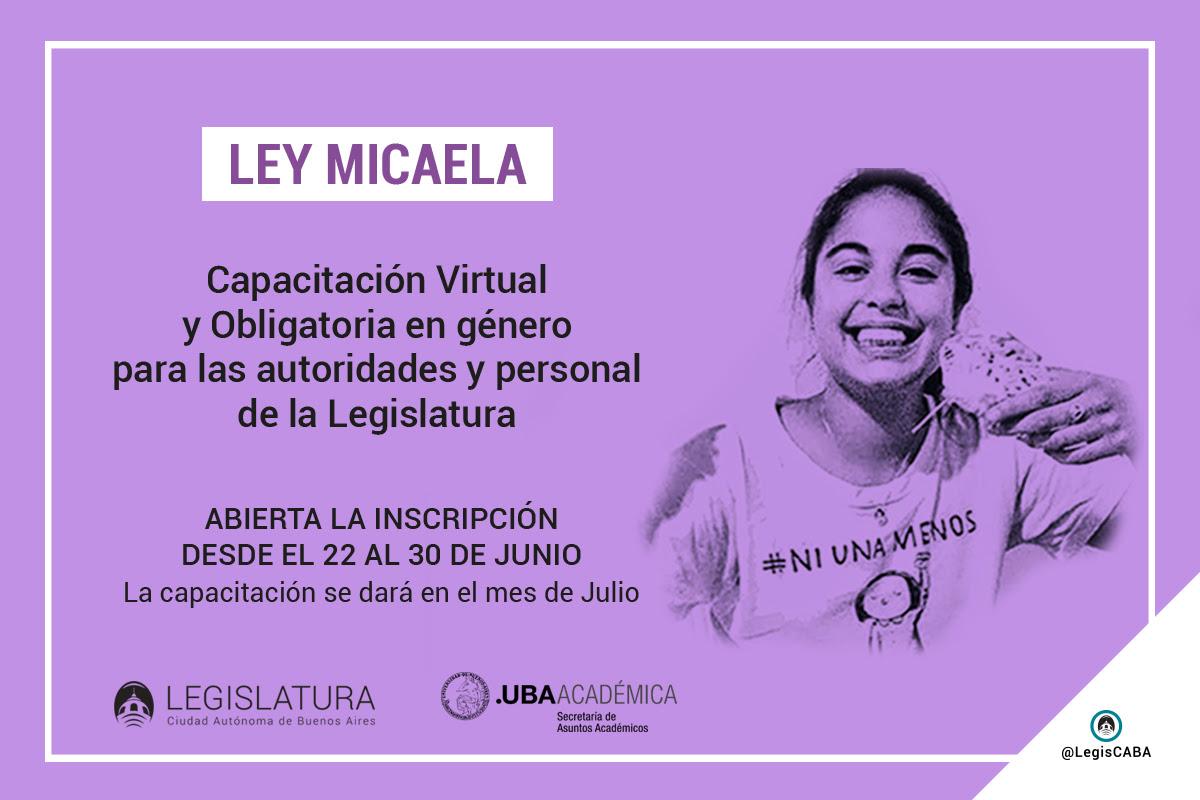 LeyMicaela