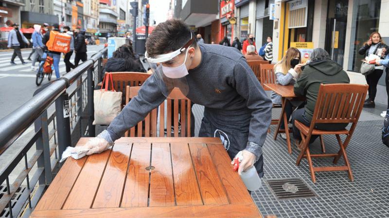 Bares y Restaurantes Porteños