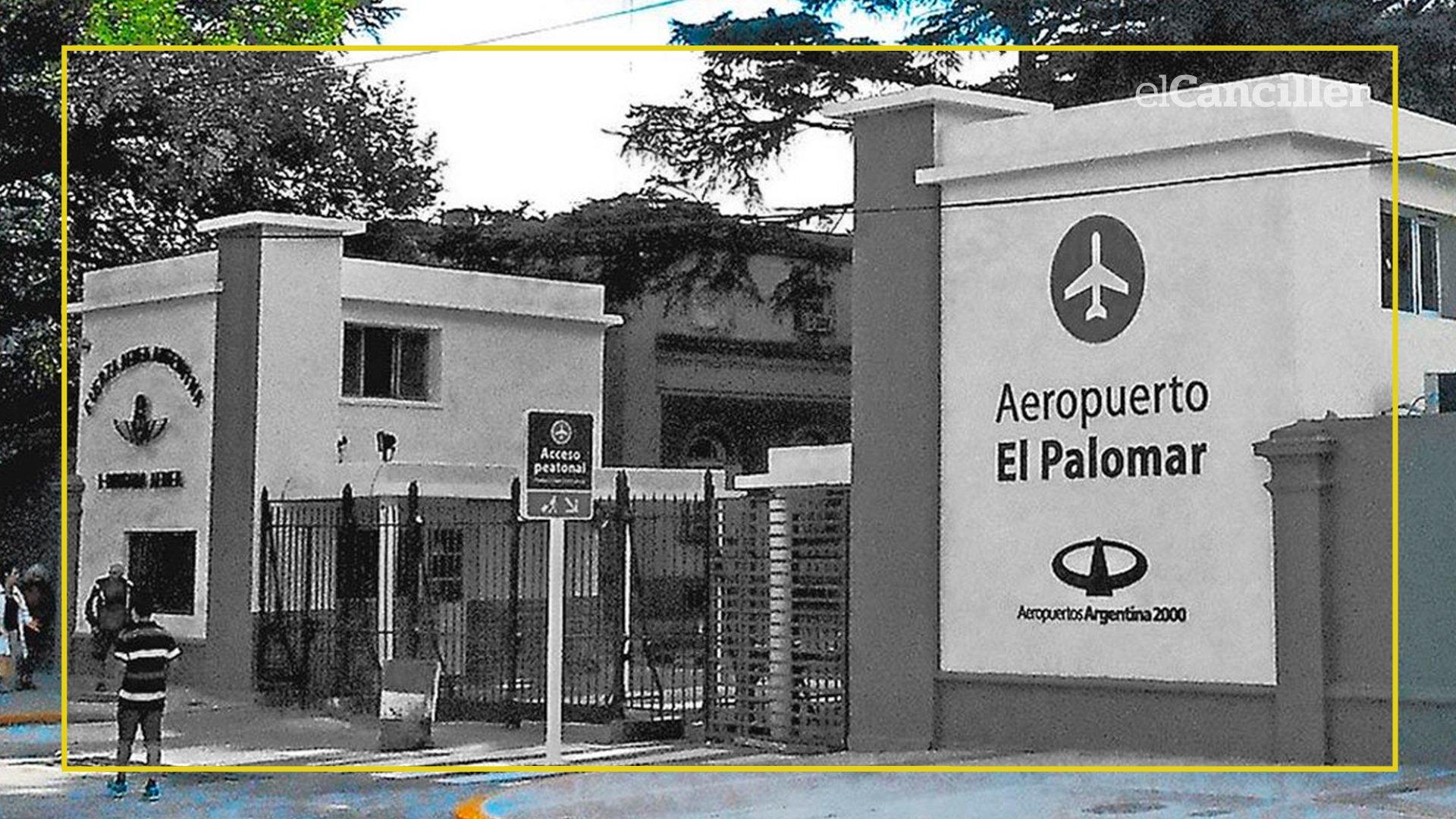 AeropuertoElPalomar