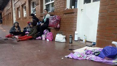 Argentinos varados sin poder regresar al país.